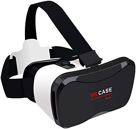 VR Glasses Head-Mounted 3D Game Virtual Reality Glasses