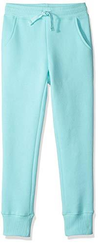 Amazon Essentials   Girls' Fleece Jogger, Aqua XL