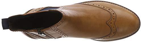 Antic Women's 340 25365 TOZZI MARCO premio 31 Chelsea Muscat Brown Boots EqOzn1