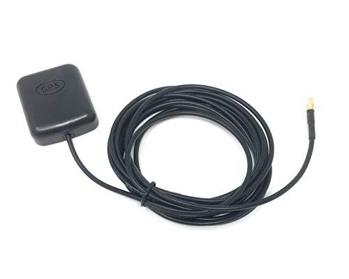 JNK NETWORKS Waterproof GPS Active Antenna 30dB Gain, 3-5VDC,MCX