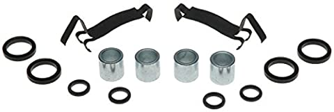ACDelco 18K265X Professional Front Disc Brake Caliper Hardware Kit with Clips and Bushings - 1977 Gmc Van