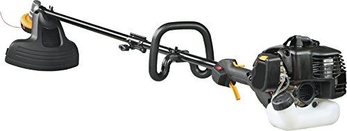 Poulan Pro 967105301 25cc 2 Stroke Gas Powered Straight Shaft Trimmer