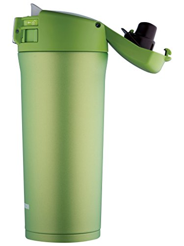 Zojirushi Sm Yae48ga Travel Mug 16 Oz Lime Green
