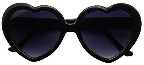 Womens Oversized Plastic Protection Sunglasses product image
