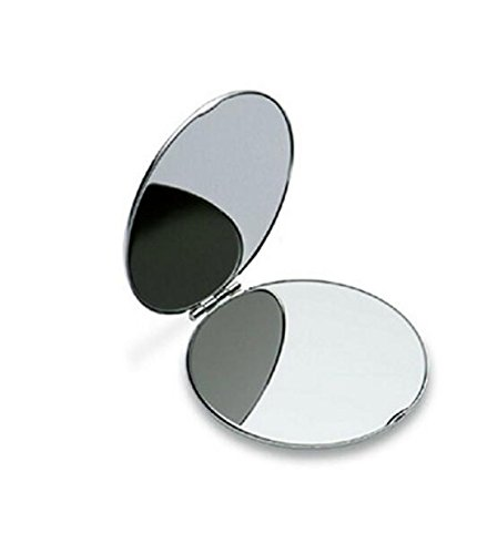 Yingealy Childrens Mirror Mini Butterfly Pattern Round Metal Small Glass Mirrors Circles for Crafts Decoration Cosmetic Accessory by Yingealy (Image #7)