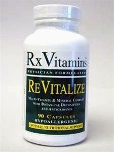 Rx Витамины Возродить - 90 Капсулы