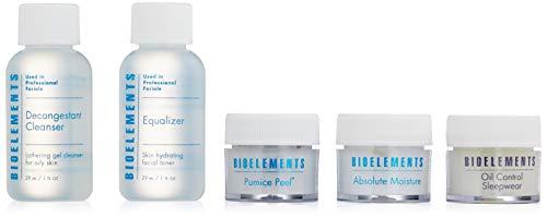 Bioelements Travel Light for Kit for Combination Skin, 8 Ounce