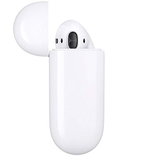 31 g2x8eglL - Apple MMEF2AM/A AirPods Wireless Bluetooth Headset for iPhones with iOS 10 or Later White