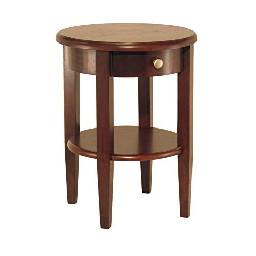Winsome Wood 94217 Concord occasional Table Antique Walnut