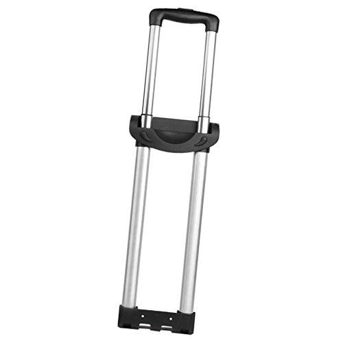 - kesoto For Diplomat G003 Traveling Suitcase Drawbar Trunk Handle Grip Luggage Aluminium Alloy Rod - two bars