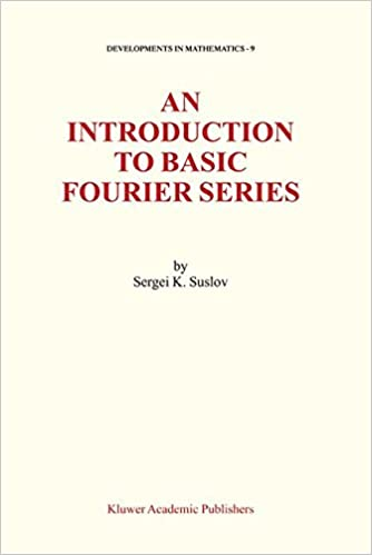 An Introduction to Basic Fourier Series (Developments in Mathematics)