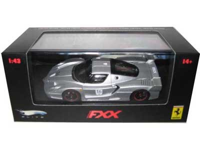 te Silver #16 Ltd 1/43 Diecast Model (Ferrari Enzo Fxx)