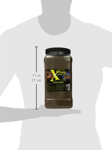 Xtreme Aquatic Foods 2137-G Cichlid Pee-Wee Fish Food by Xtreme Aquatic Foods (Image #3)