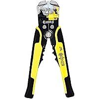 Desencapador de fios, desencapador de cabo automático de 20 cm, 3 em 1, crimpador de cabo automático, ferramenta de…