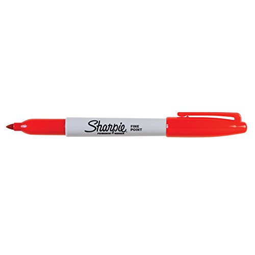 Large Product Image of Sharpie Permanent Markers, Fine Tip Pack of 24