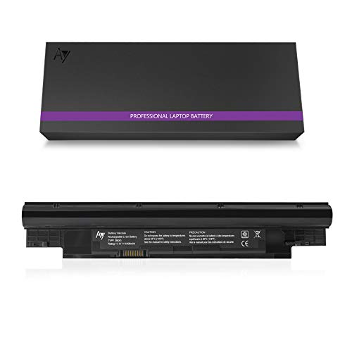 AY V131 Battery [11.1V / 6400MAH]. AY High-Performance Replacement Laptop Battery Compatible Dell Inspiron 13Z/N311z, Dell Inspiron 14Z/N411z, Fits Vostro V131 V131D V131R etc. Series.