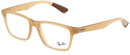 Ray-Ban Unisex 0RX7025 Transparent Beige One Size