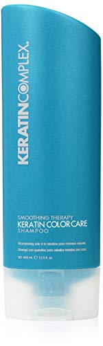 Keratin Complex Smoothing Therapy Keratin Color Care Shampoo - 13.5 - Therapy Smoothing Shampoo