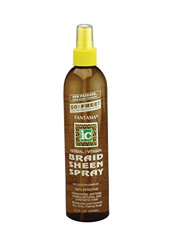 Fantasia Braid Sheen Spray Ounce