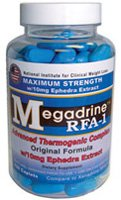 Hi-Tech Pharmaceuticals Megadrine RFA-1 - 120 Caplets