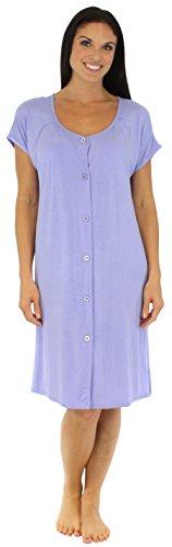 Solid Lavender Sleepshirt