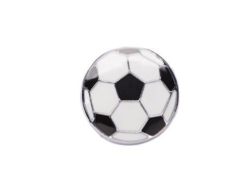La Loria Fußball-Anhänger, Charms für das Lederarmband oder die Schnürsenkel