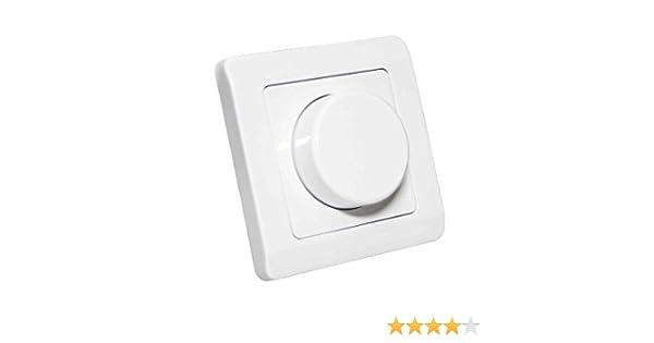 /Interruptor de luz con regulaci/ón giratoria Regulador psss 2/C1/ Powerfix/® Profesional