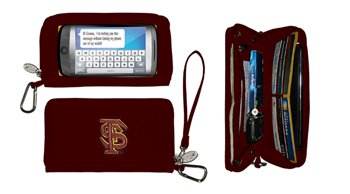 Florida Card Credit State (NCAA Florida State Seminoles Deluxe Touch Wallet - by Little Earth)