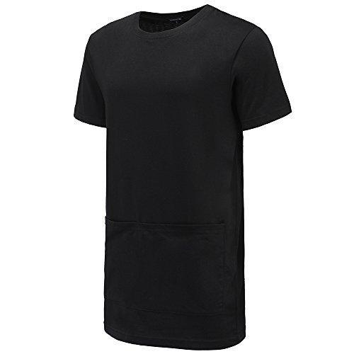 Longline Basic Tshirt Fashion Clothing