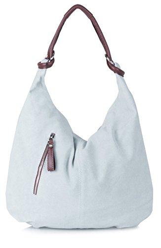 Shop Hobo Big St279 Mujer Claro bolsas Gris Handbag Uq5Zr5wt