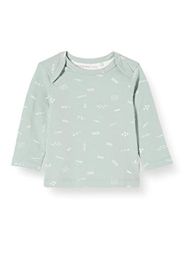 Noppies U T-shirt ls Amnon aop uniseks-baby t-shirt