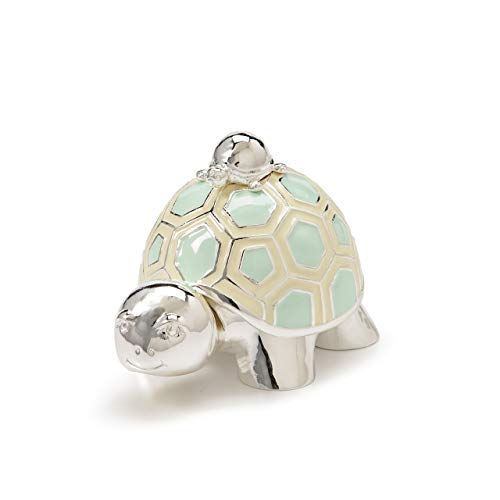 DEMDACO Turtle Keepsake Box