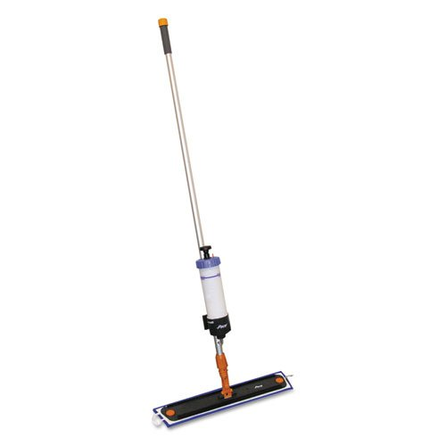 Diversey Pace 60 High Impact Cleaning Tool with Microfiber Pad - Rapid and and High Efficient Cleaning for All Types of Floors