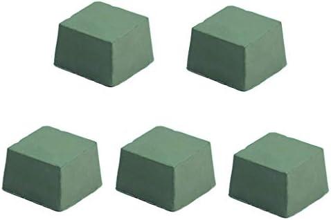 5個入り 研磨ペースト シャープクリーム 砥石 ナイフ 研磨 研削 グリーン 30g