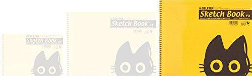 Taj Sketchbook F3 by DELETER INC.