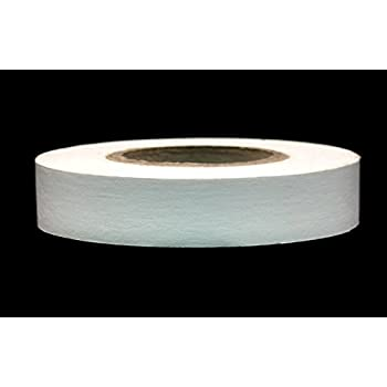 "1/2"" White, Color-Code Writable Labeling Tape 