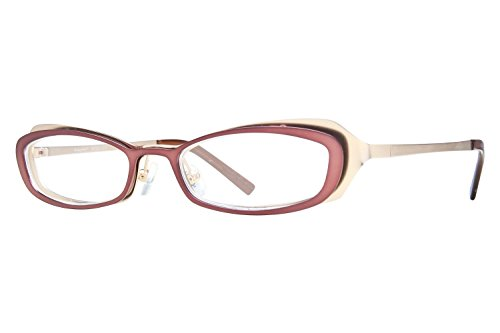 Baby Phat B0125 Women's Eyeglass Frames - Gold/Brown ()