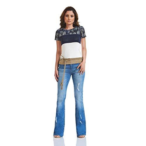 Calça Acostamento Feminino Jeans