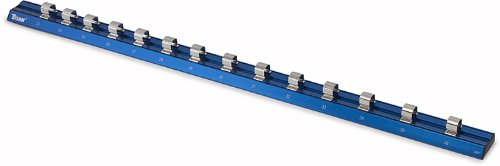 Vaper 32099 1/2'' Drive Metric Anodized Socket Holder