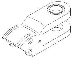 Straight Knuckle for Pelton & Crane PCK669
