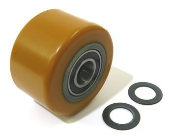 BT Prime Mover Model RMX 50/65 Caster Wheel with Bearings