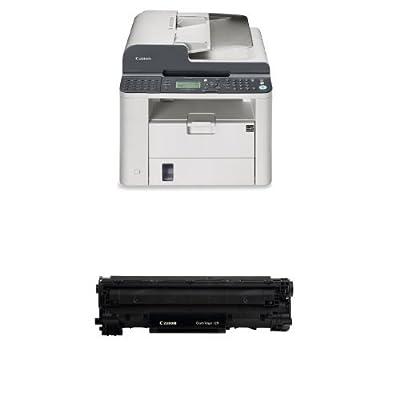 Canon FAXPHONE L190 Monochrome Laser Fax Machine Duplex Printer