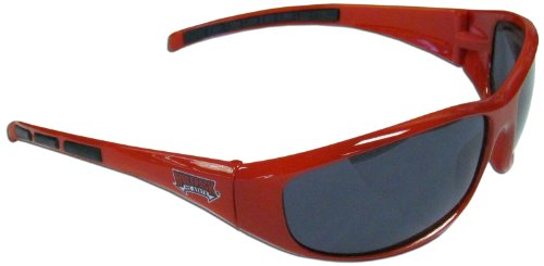 N. Carolina St. Wolfpack Wrap Sunglasses (Wolf Sunglasses North)