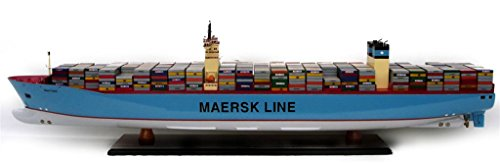 maersk-line-triple-e-ship-39-wooden-container-pre-built-ship-model