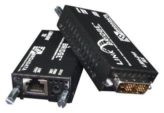 Broadata Link Bridge DVI Video Receiver, HDBT
