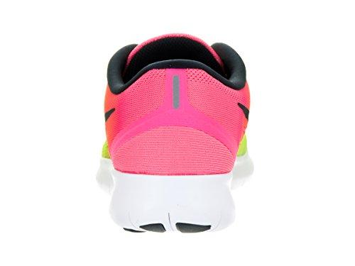 Nike Wmns Dames Vrije Rn Oc Loopschoenen Zwart (meer Gekleurde / Multi-color)