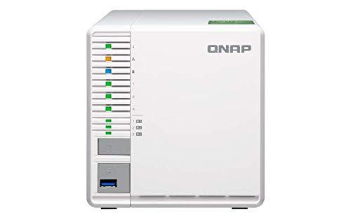 Servidor de Dados nas Arm Cortex Alpine Al-324 Quad-Core 1 7Ghz 2Gb Ddr4-3 Baias sem Disco - Ts-332X-2G Qnap, qnap, TS-332X