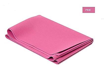 YOOMAT NRAHBSQT 1.5mm Naturall Rubber Non-Slip Yoga Mat ...