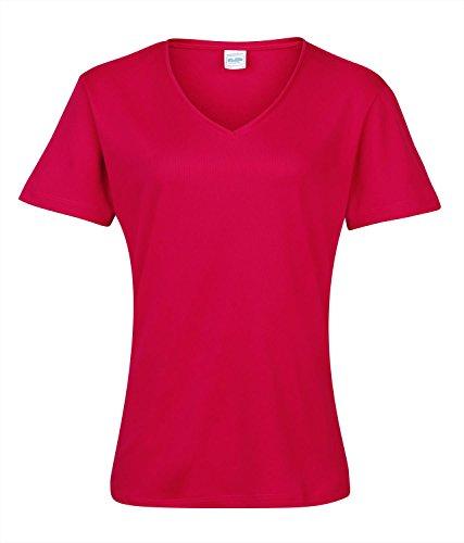 AWDis the microfibre store Diseño moderno cuello que se mantienen fríos Hot Pink