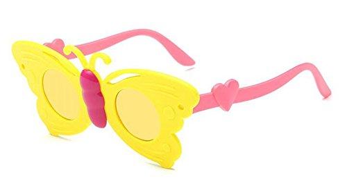 Lennon de Jaune inspirées soleil vintage Cadre du lunettes polarisées style métallique retro rond cercle en ax8d4
